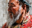 Man in Lhasa Tibet
