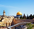 Wailing Wall & Dome of the Rock