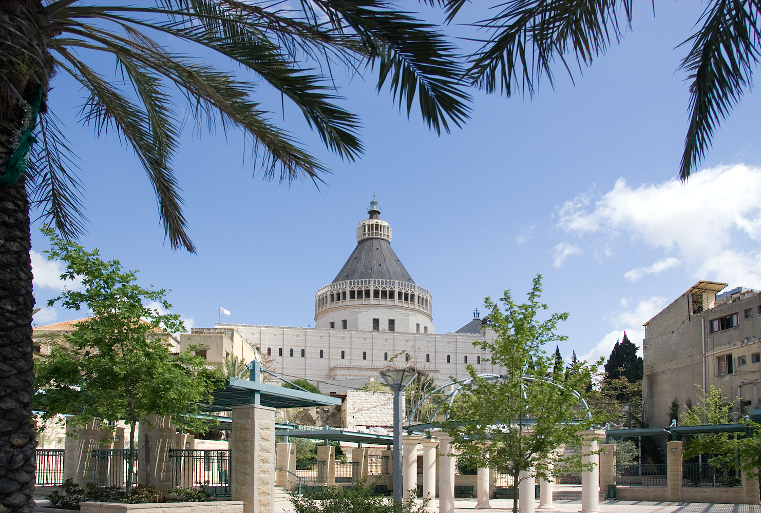 Nazareth - Church of the Annunciation / BWB-Images