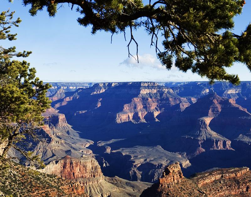 Grand Canyon Morning Light / bwb-images