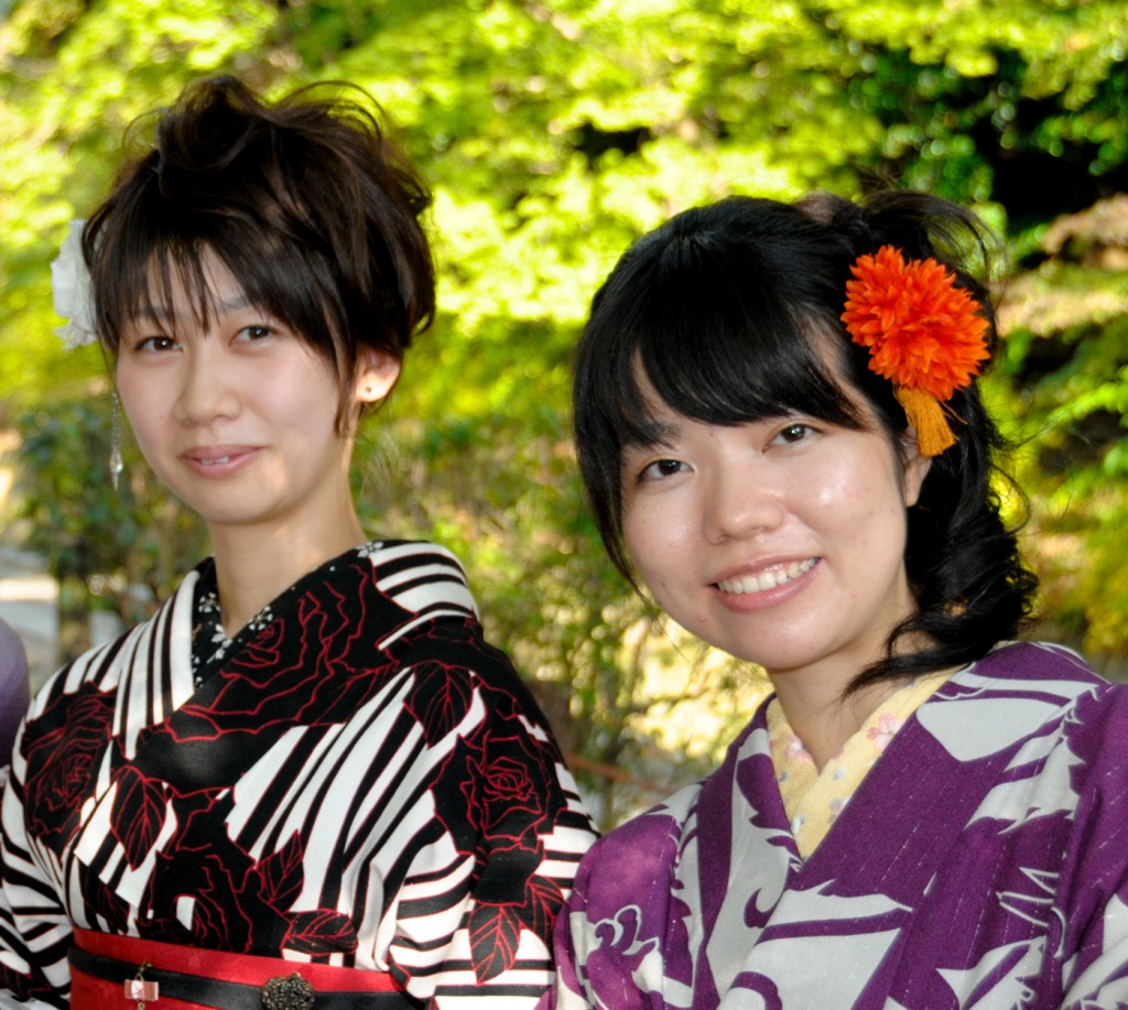 Traditional Kimono Dress / bwb-images