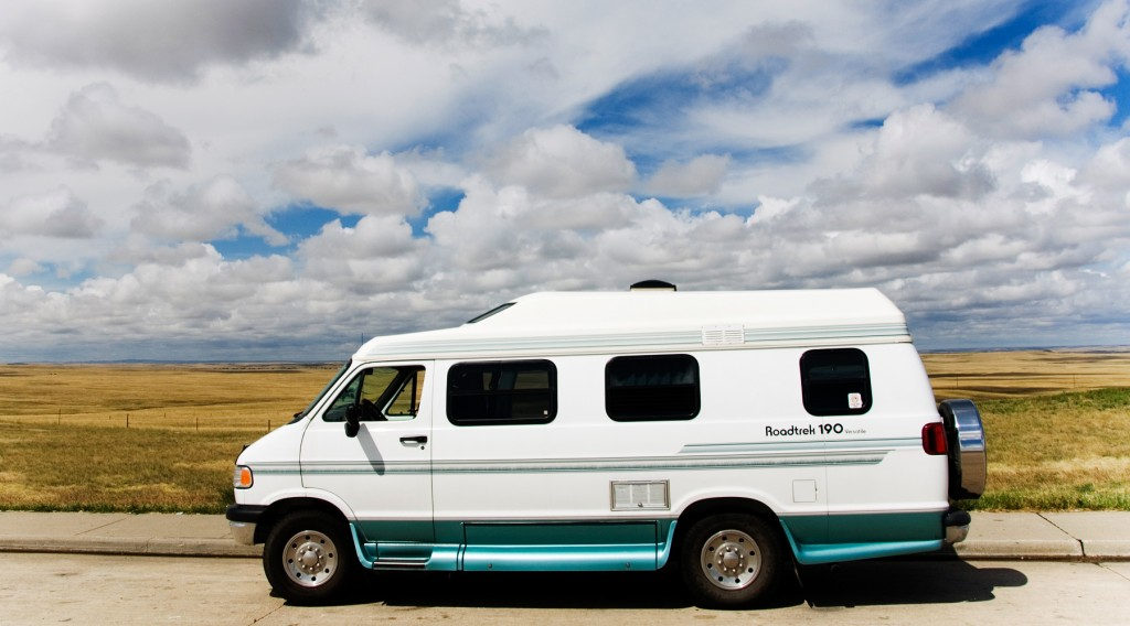 RoadTrek RV in the Dakotas