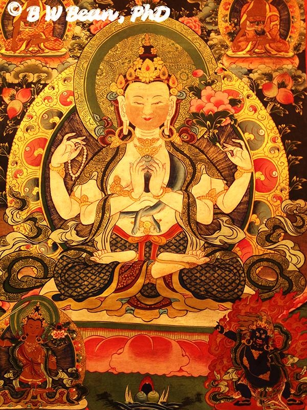 Tibet Tapestry