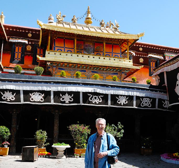 Tibet me Jakong