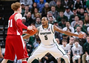 Michigan State University Basketball / MSU photo
