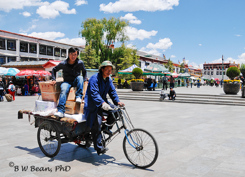 Lhasa Transportation