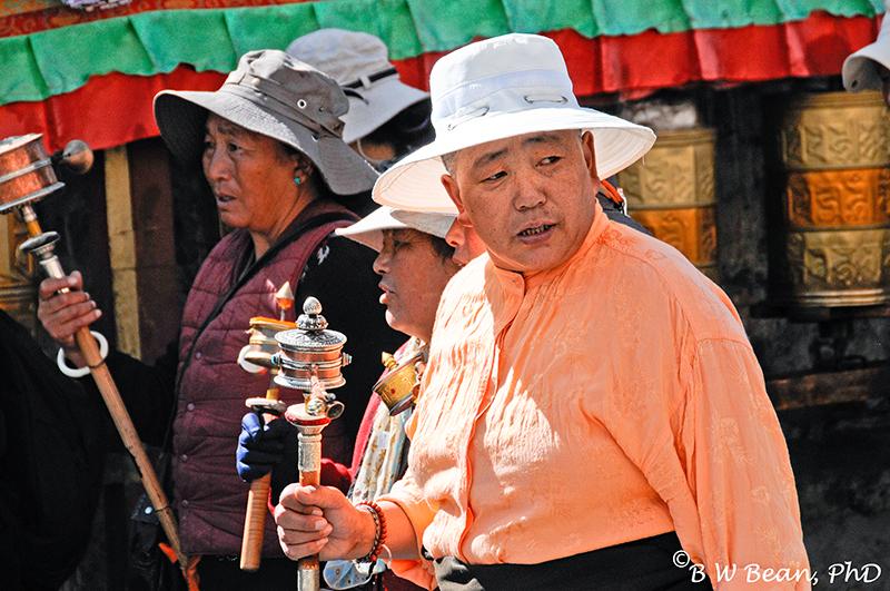 tibet Tibet Worshipers