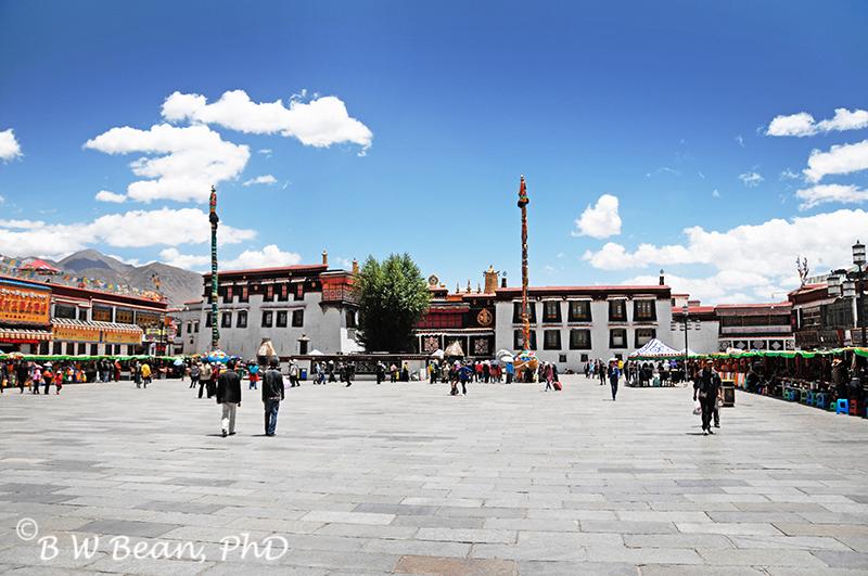 tibet sq b