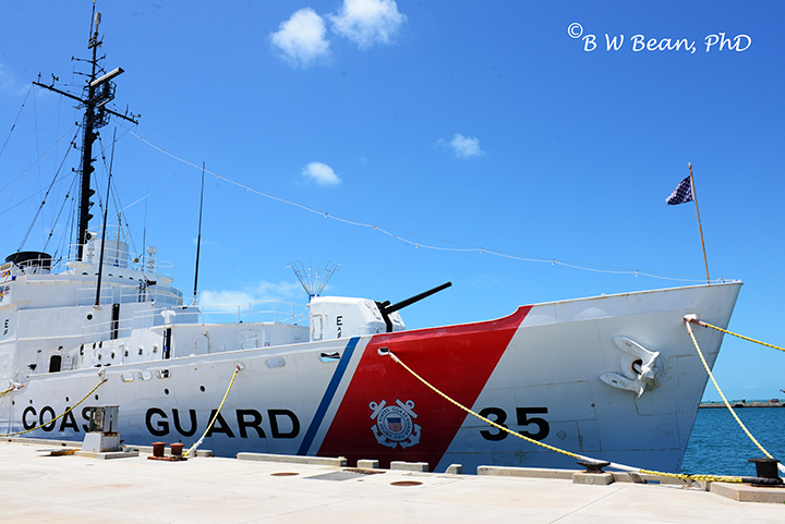kw coast guard