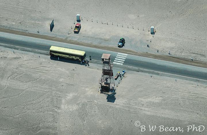 nasca bus view