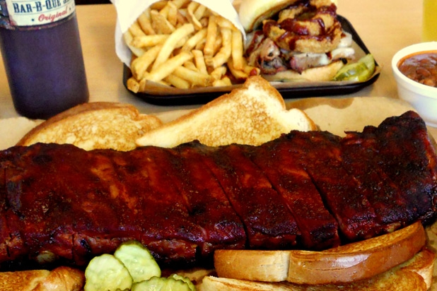 Best Ribs In America / Photo Credit - The Daily Meal