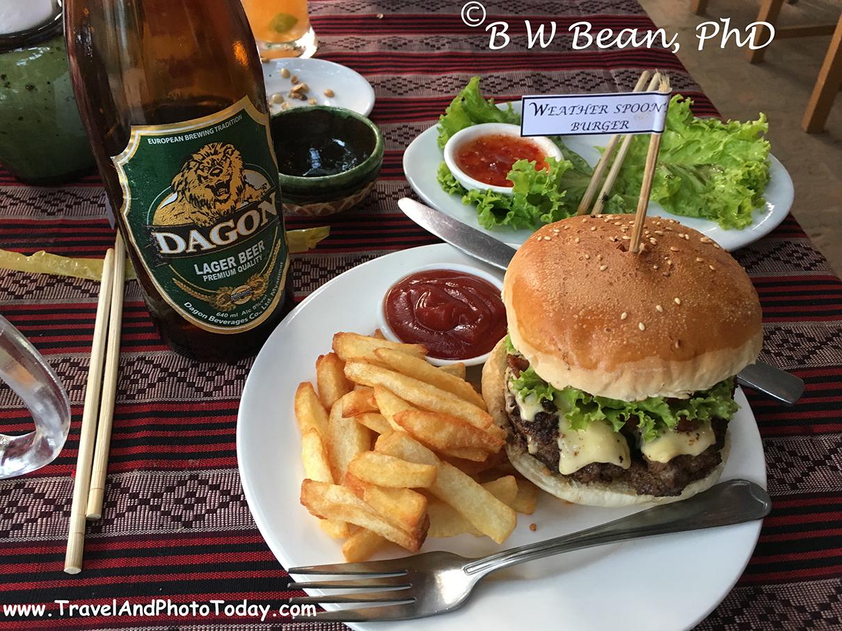 Bagan Burger