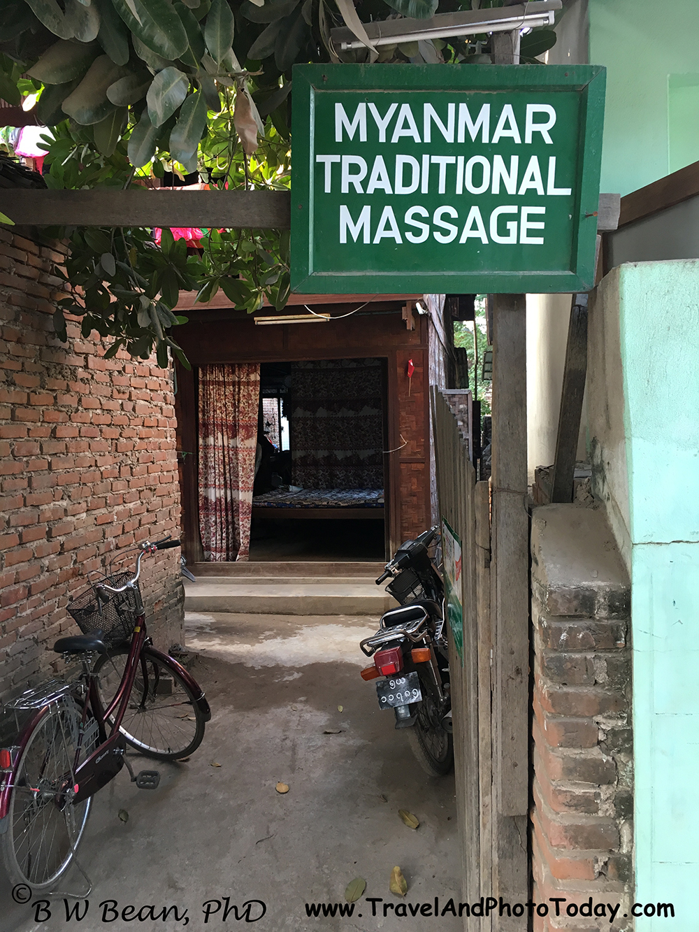 Bagan massage 1