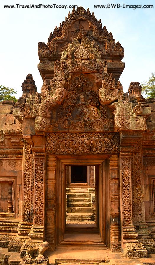 Banteay Srei Gateway