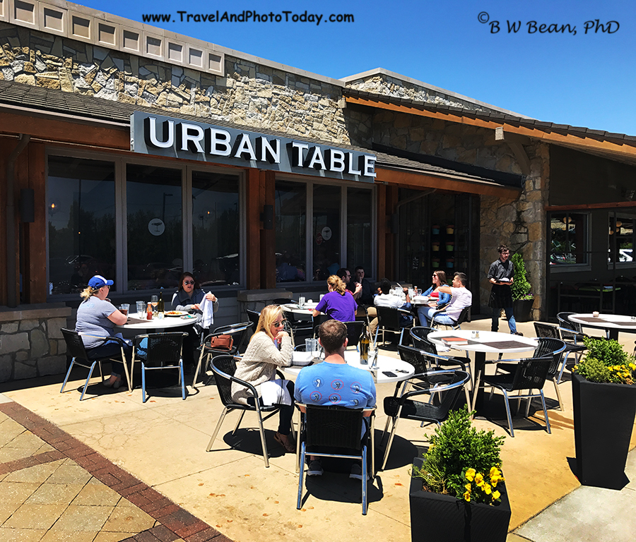 Burger World – Urban Table – Kansas City