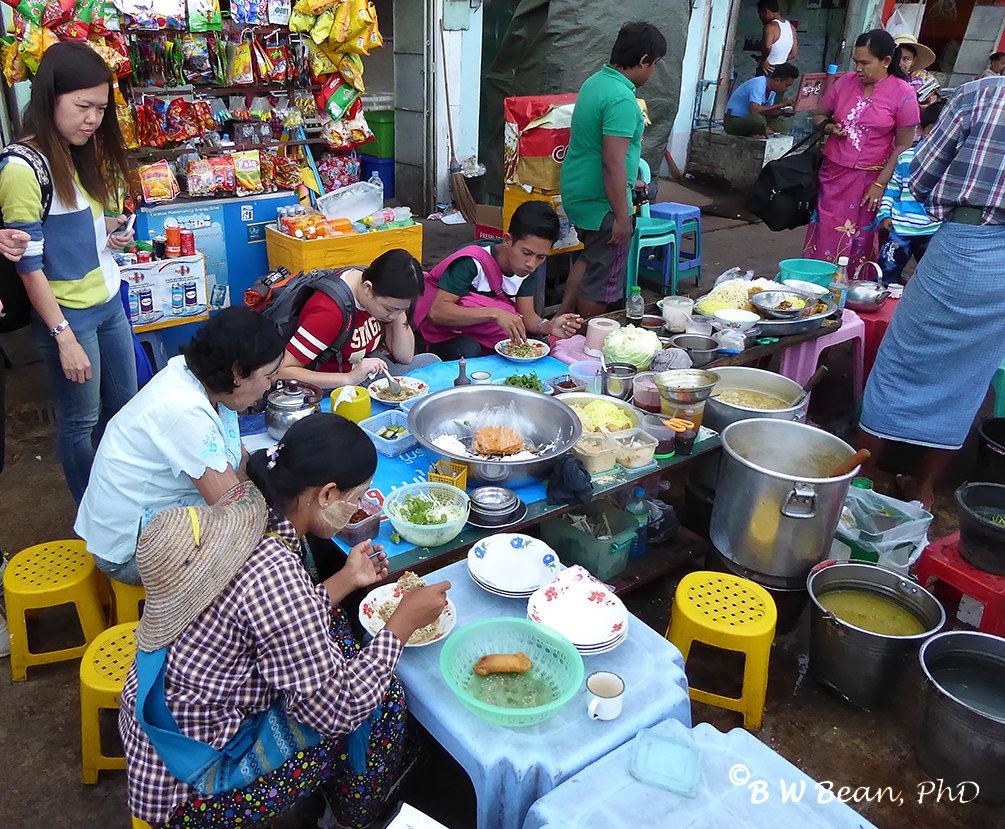 Bus 10 Myanmar
