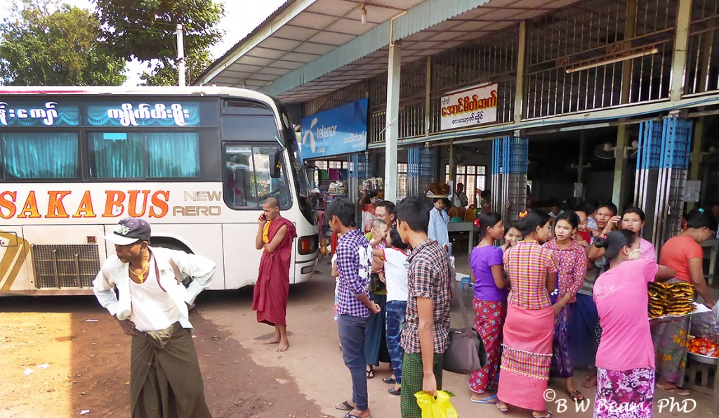 Bus 11 Myanmar