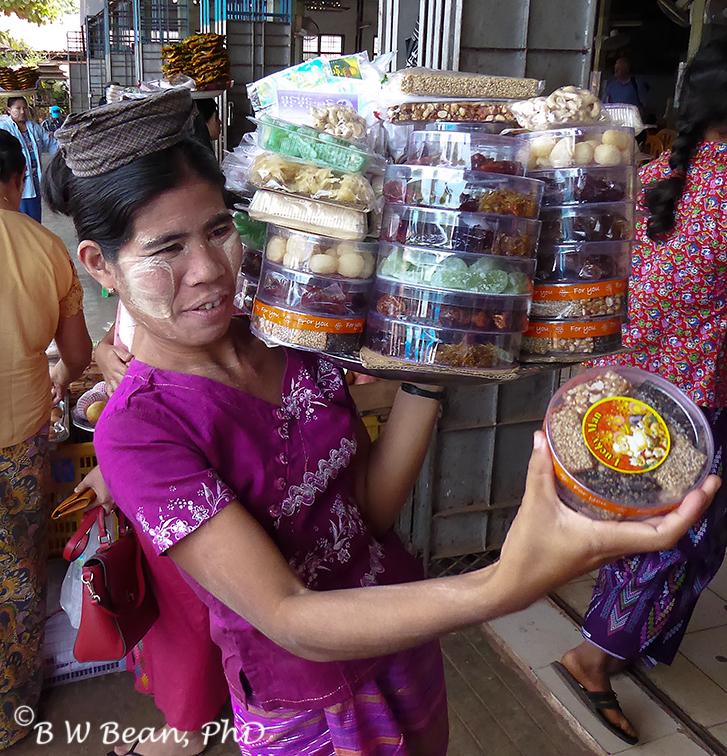 Bus 13 Myanmar