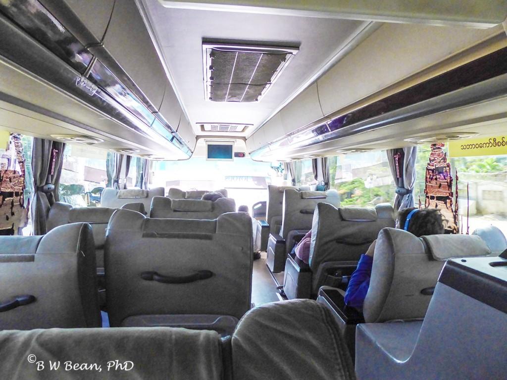Bus 7 Myanmar