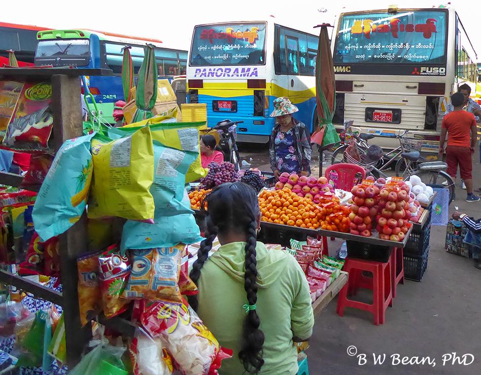 Bus 9 Myanmar