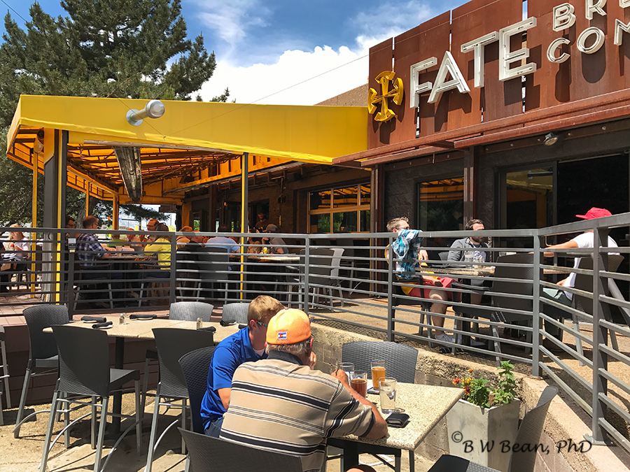 Fate patio
