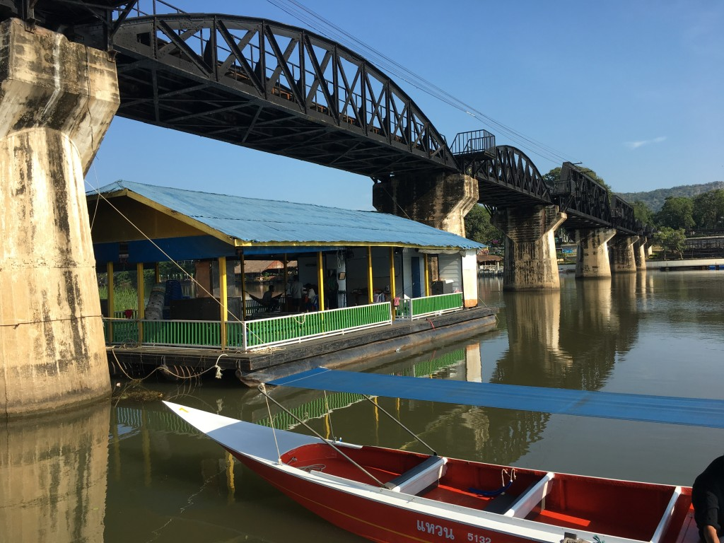BRIDGE ON THE RIVER KWAI By Rail - Video