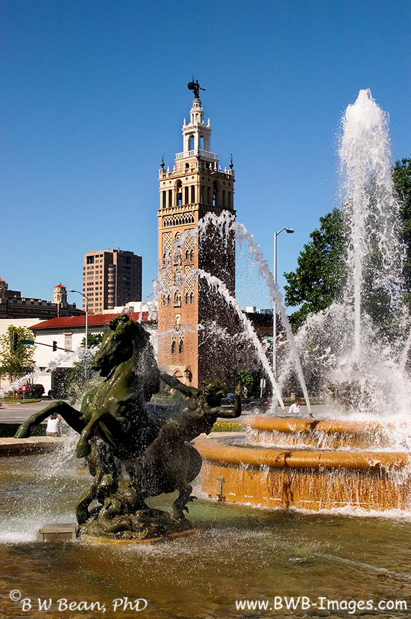 KC Plaza Fountain