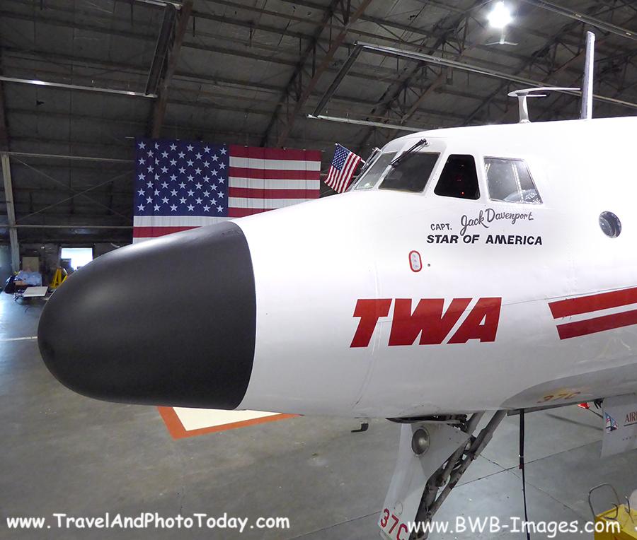 KC TWA nose