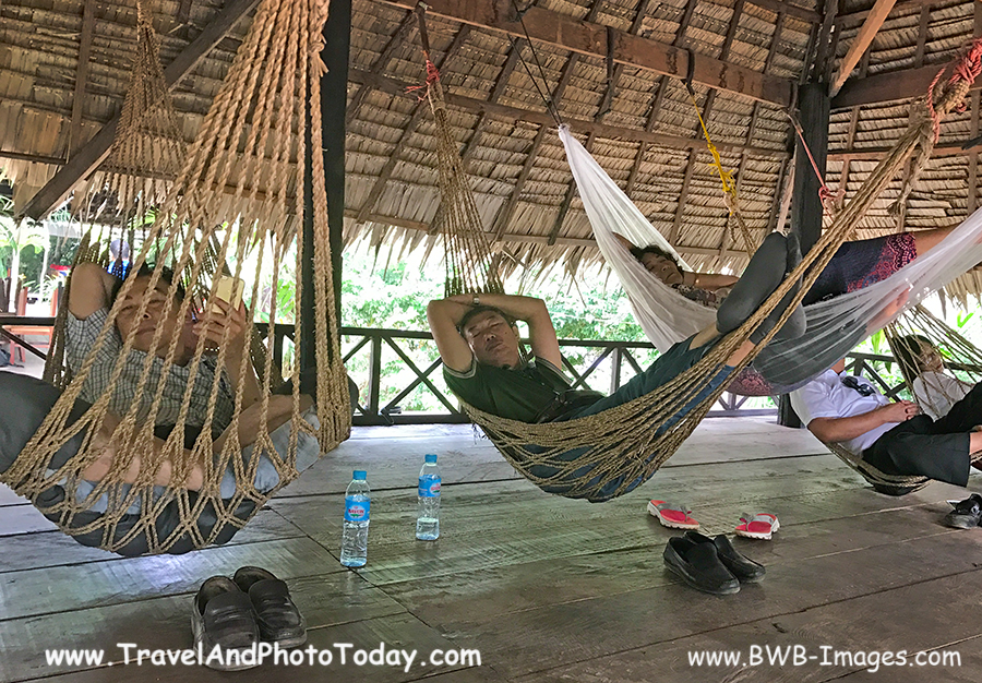 Kampong Phluk hammock 2