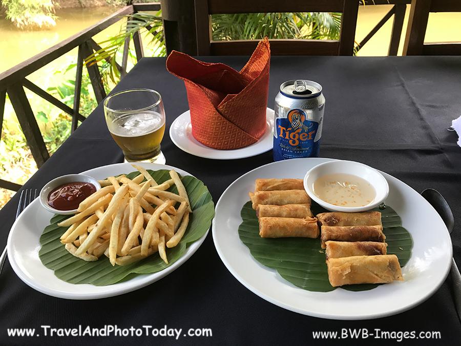 Kampong Phluk restaurant