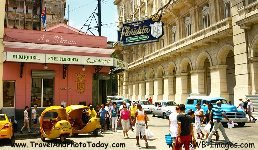 La Floridita ext Havana