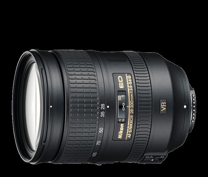 Nikon AFS-NIKKOR-28-300mm_f3.5-5.6GEDVR_front