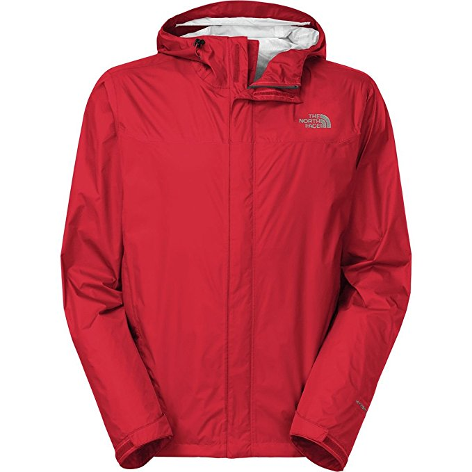 Northface rain shell