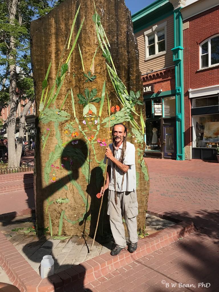 Pearl weed artist