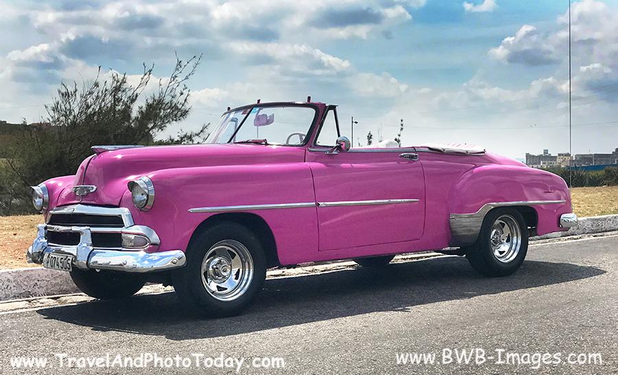Pink Classic Havana