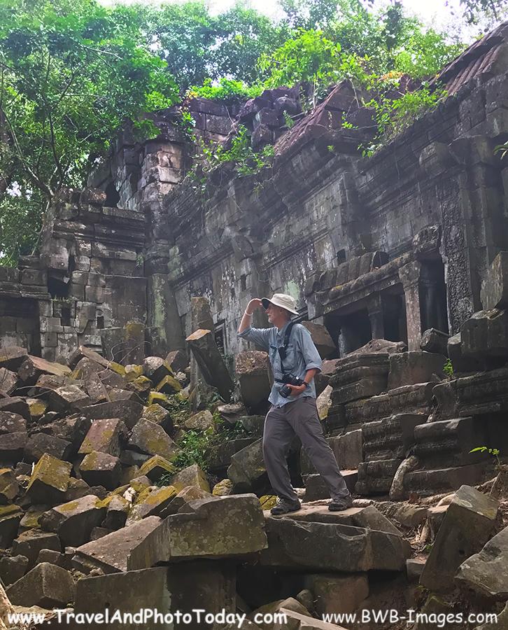 Prasat Beng Mealea Explorer