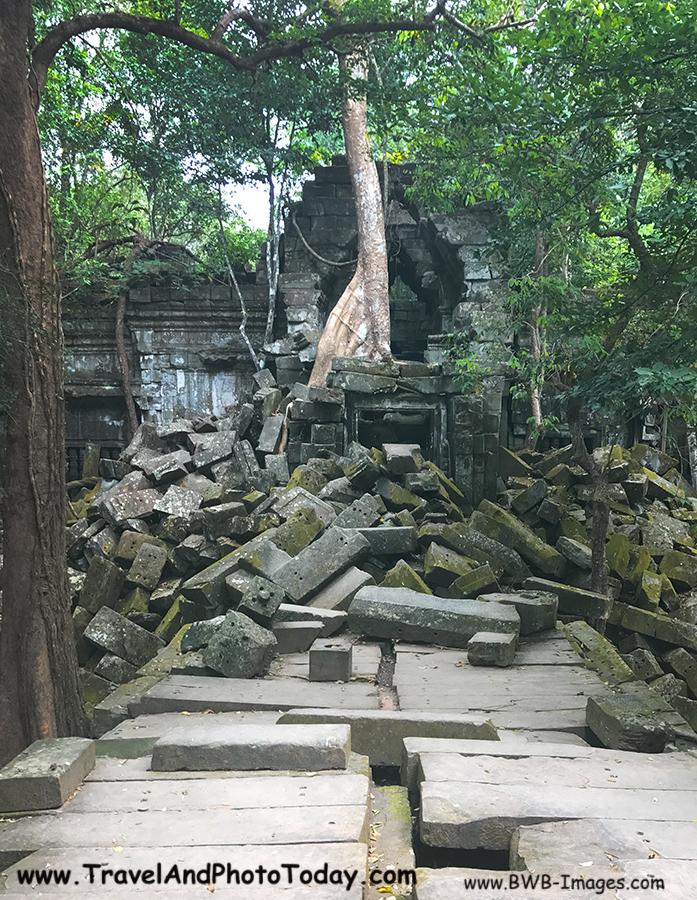 Prasat Beng Mealea Ruins