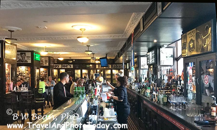 SJ bar view