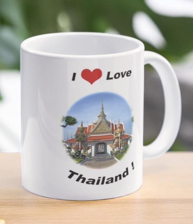 LOVE THAILAND MUG