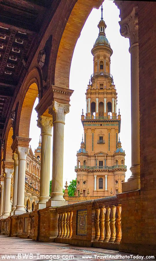Sevilla Plaza Espana 2