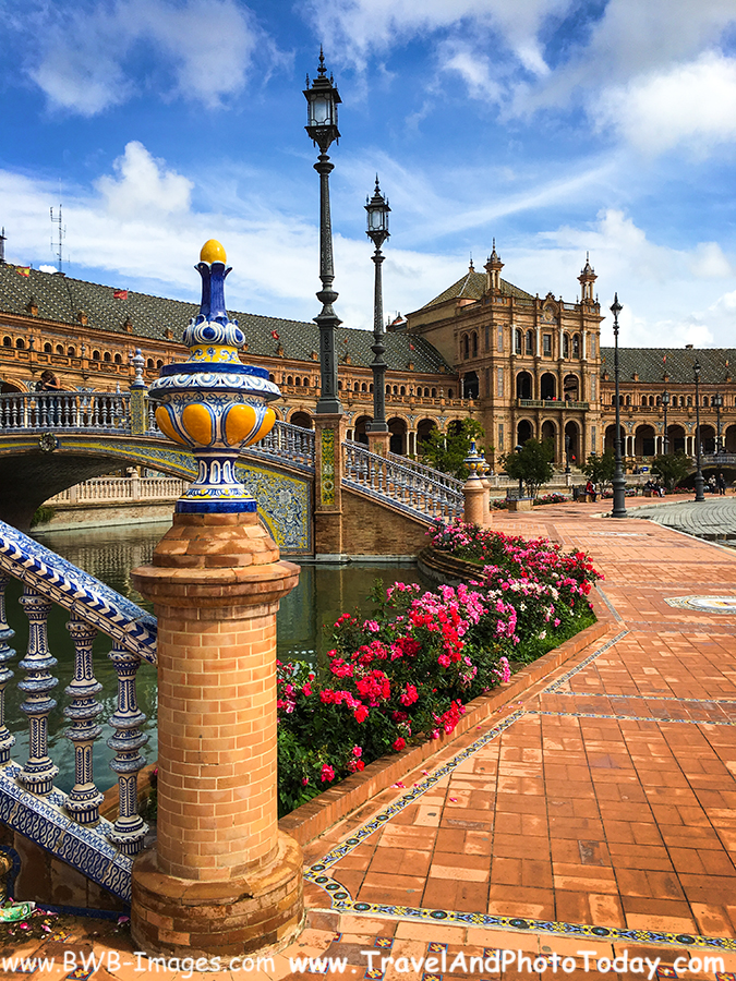 Sevilla Plaza Espana 3