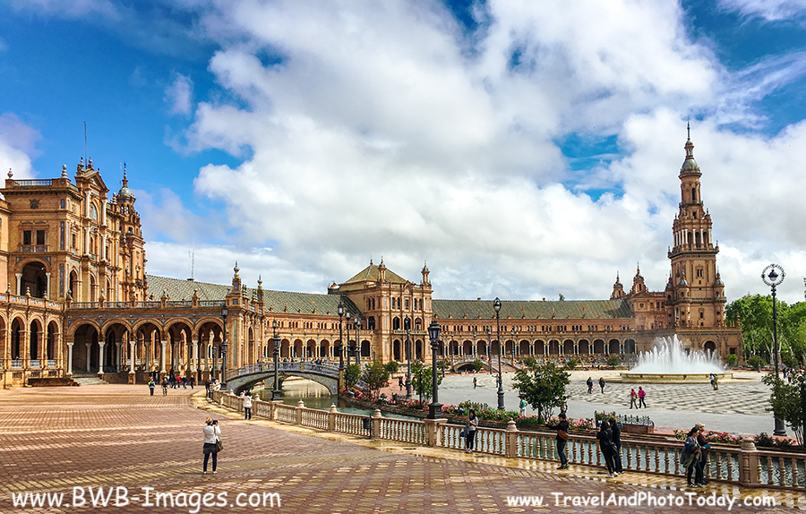 Sevilla Plaza Espana 6