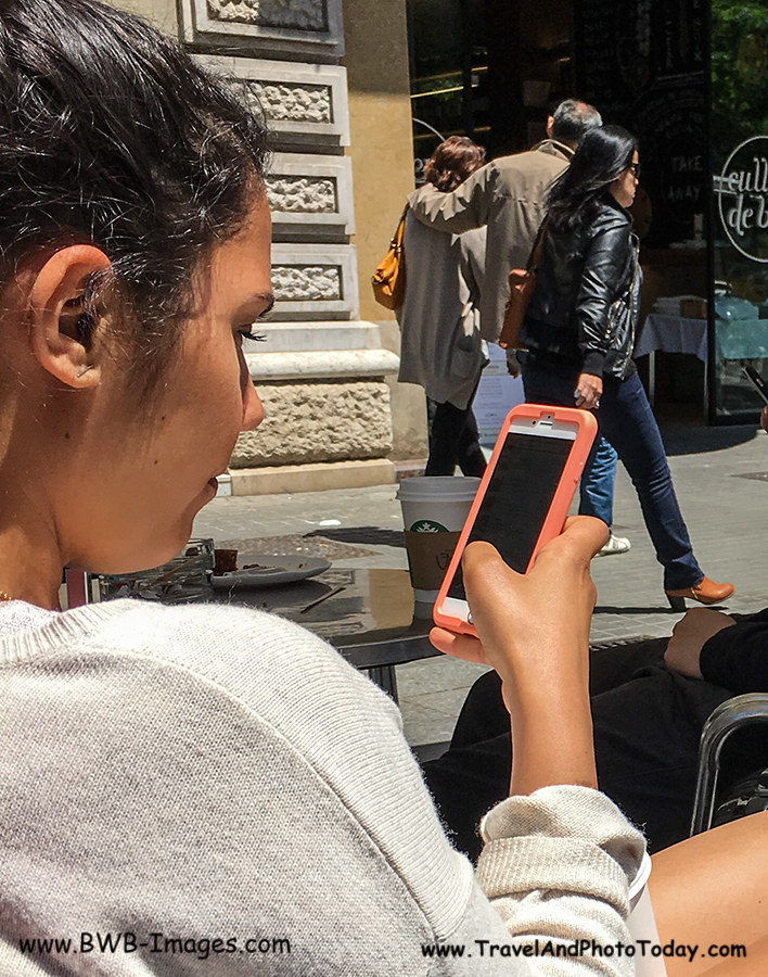 Spain phone