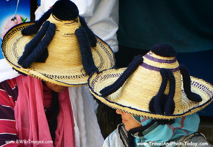 Tangier Berber women