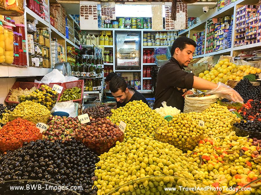 Tangier Olives