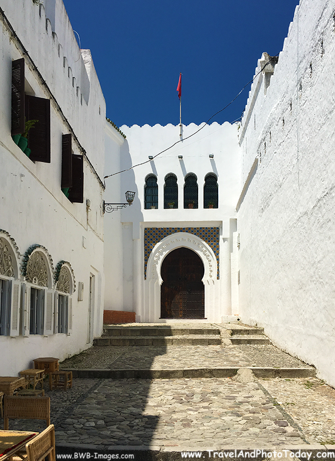 Tangier arch