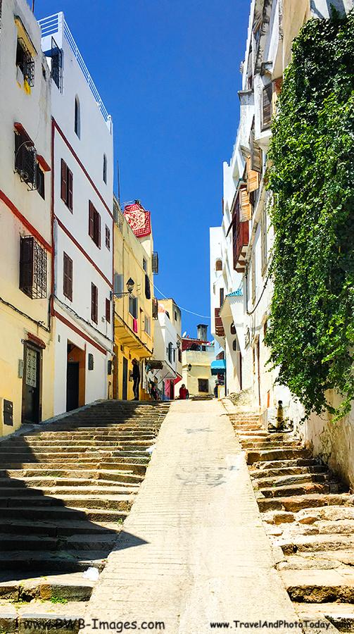 Tangier climb