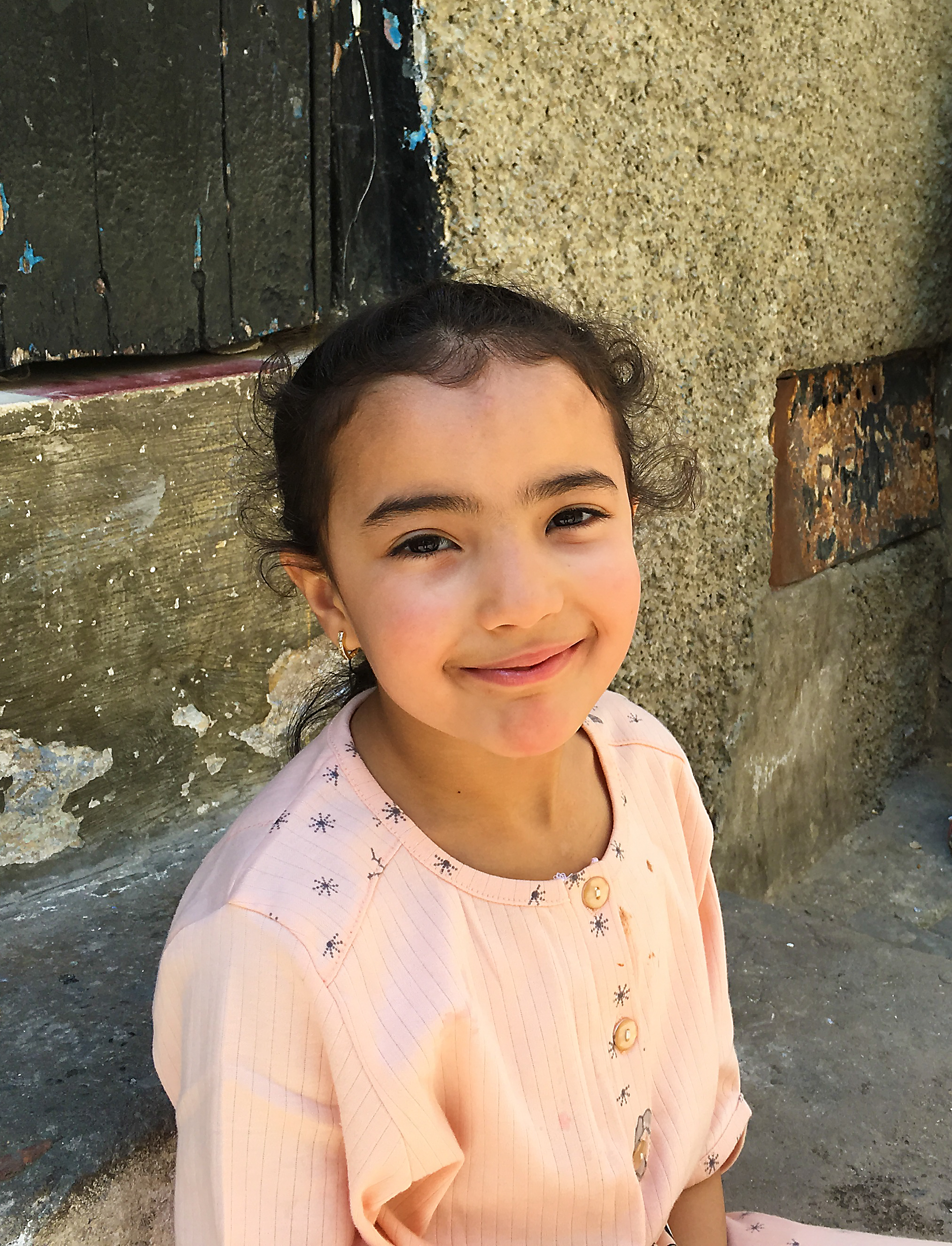 Tangier girl2