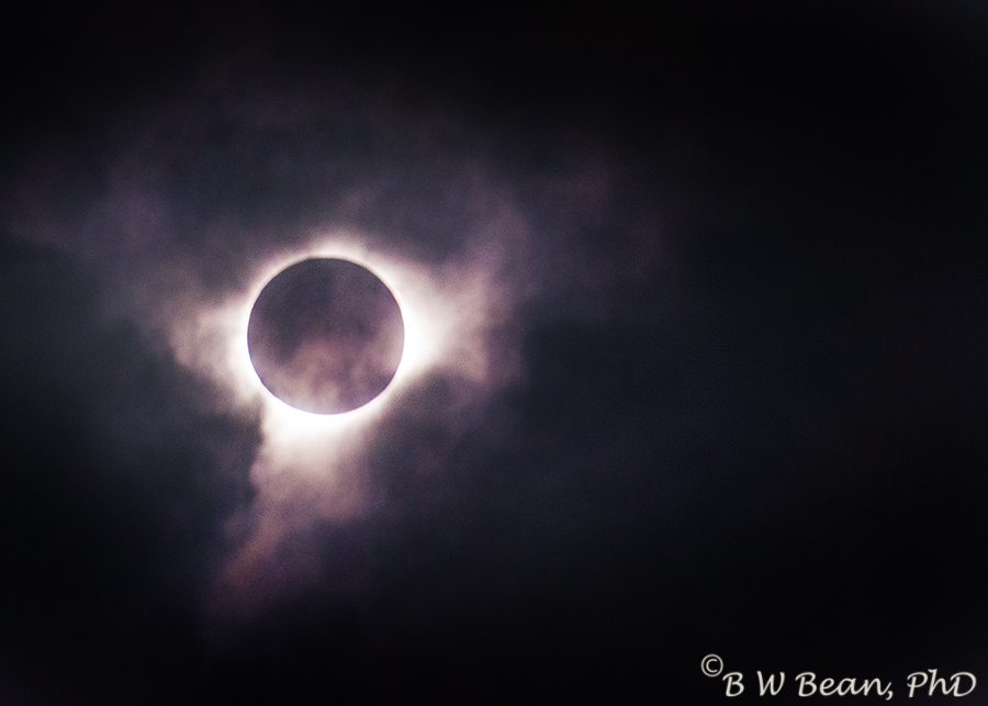 Eclipse 2017 Totality