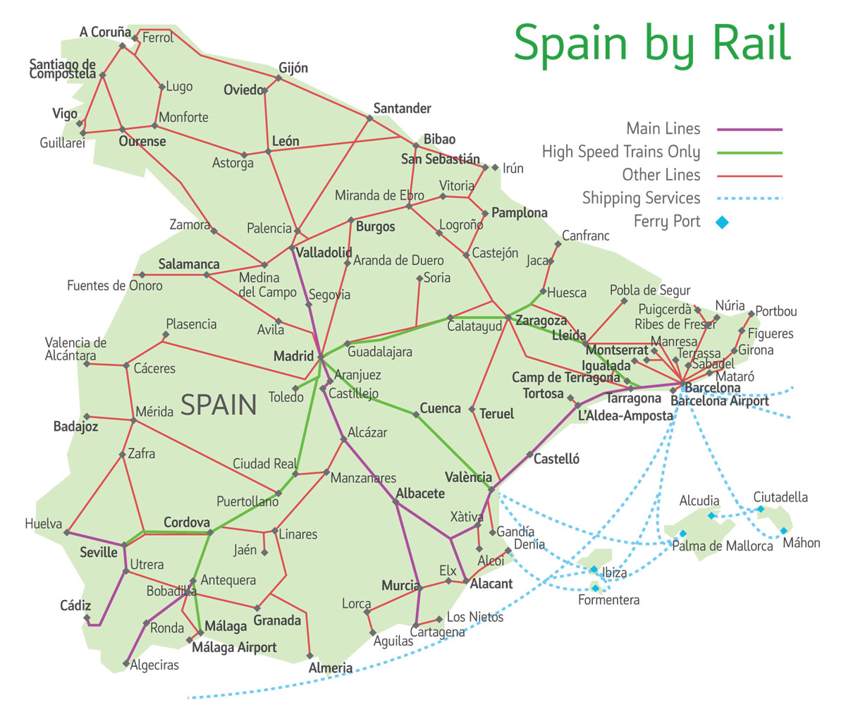 Train map_of_spain
